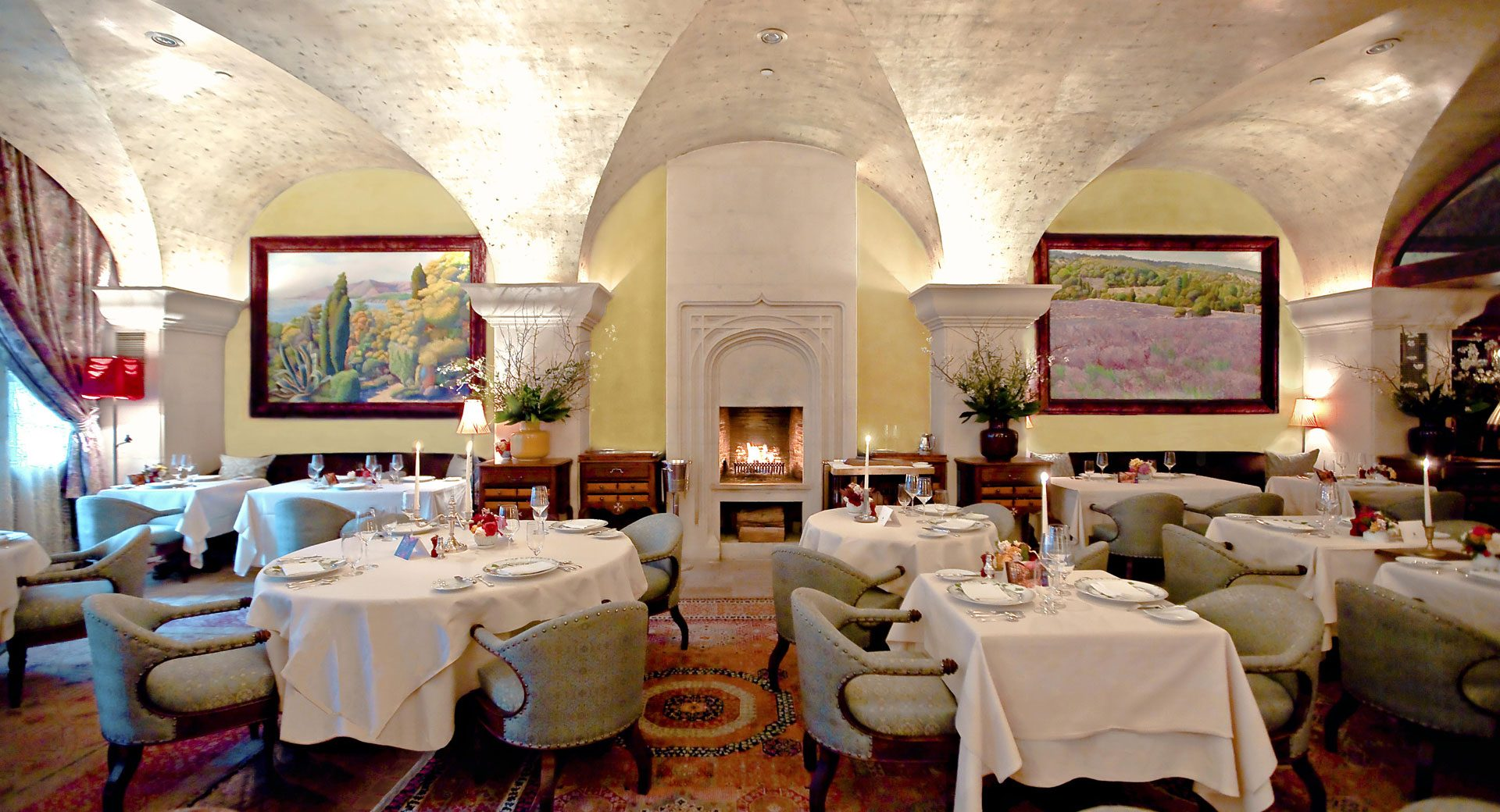 Bouley Main Dining Room | Tribeca, NYC