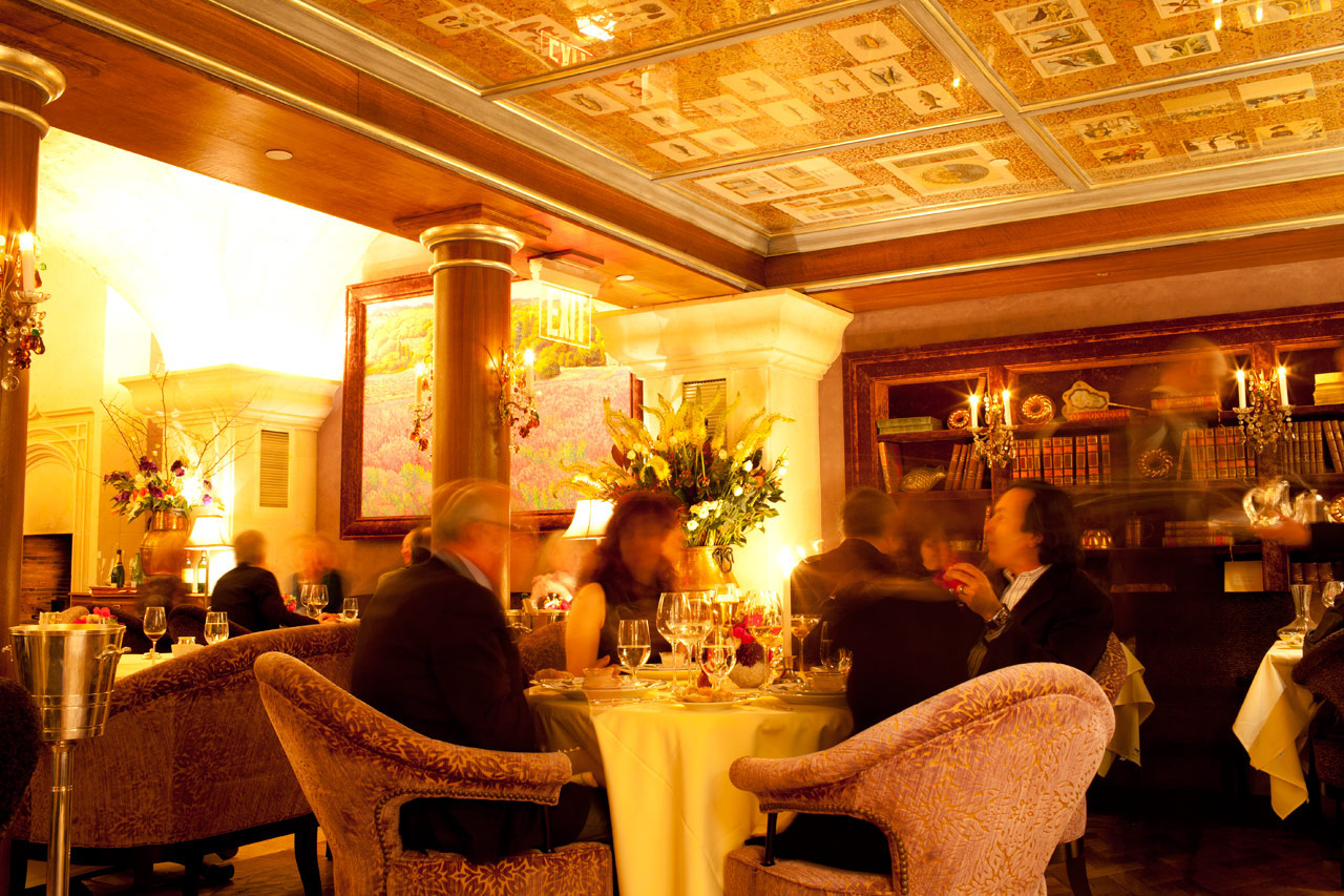 Private dining bouley main dining room new york for Best restaurants with private dining rooms nyc