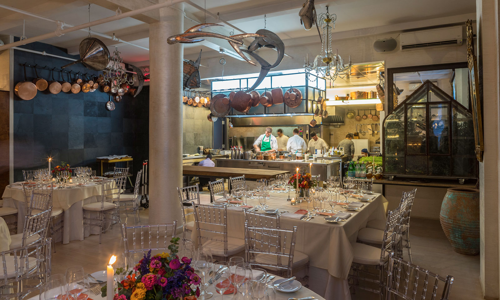 Private Events NYC | NY Private Event Venue | Bouley Test Kitchen