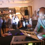 Test Kitchen Event w/ DJ