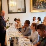 Test Kitchen Chablis Seminar