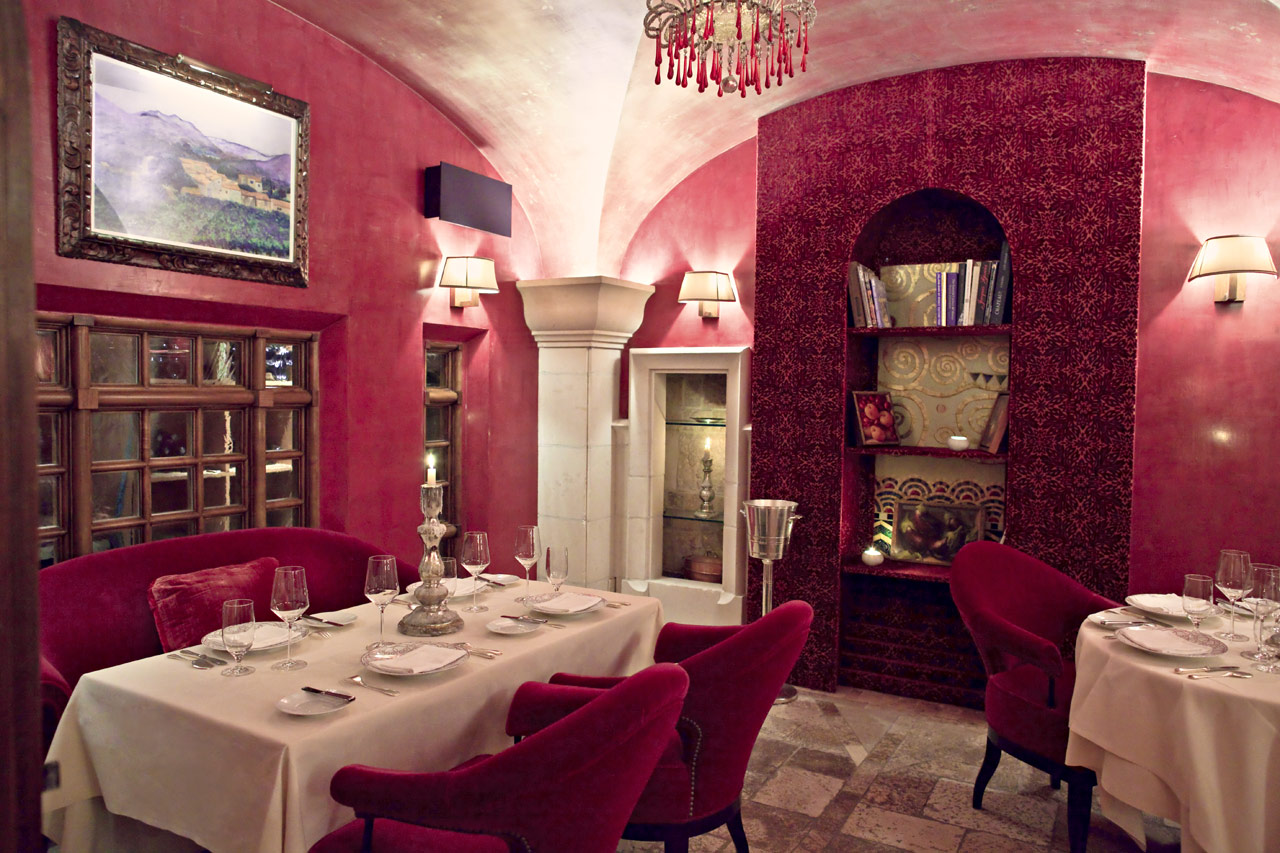 Red Room Archway
