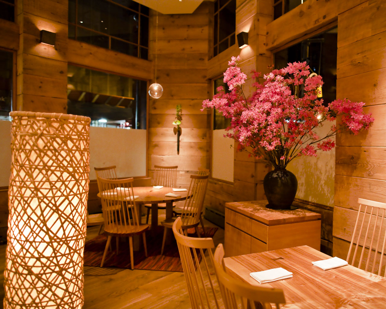NYC Private Dining | brushstroke Main Dining Room