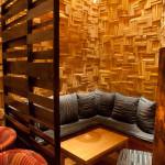 brushstroke lounge