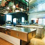 Daytime at Bouley Test Kitchen