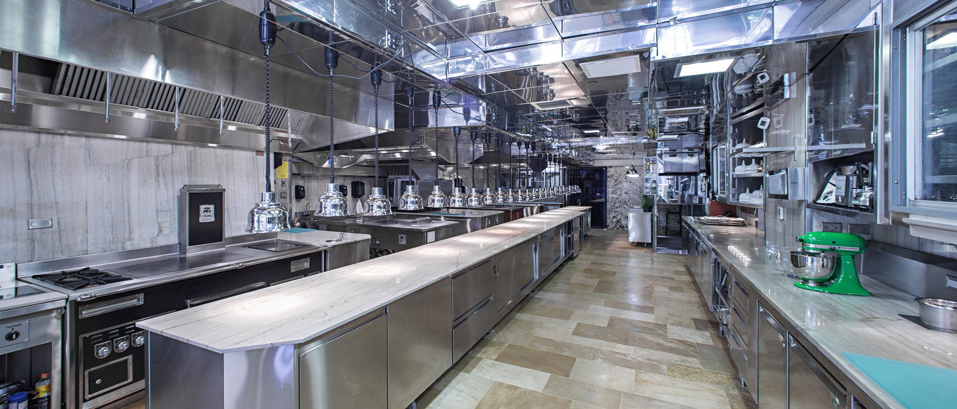 Restaurant Kitchens Behind The Scenes