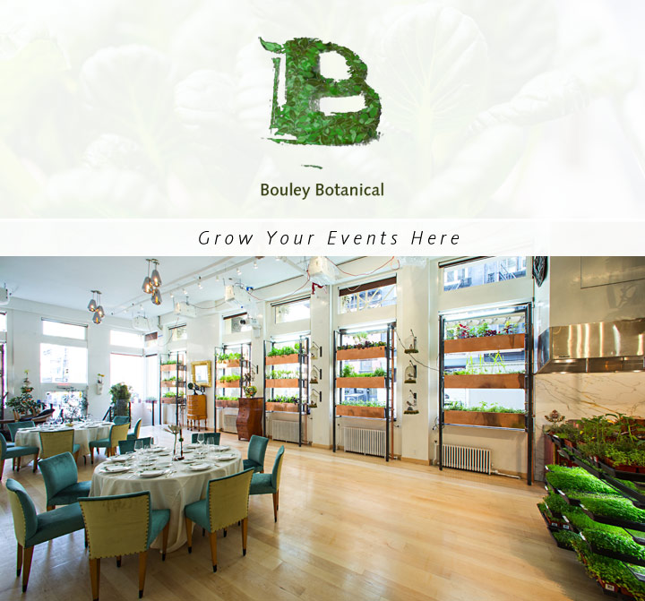 Bouley Botanical - 281 Church Street