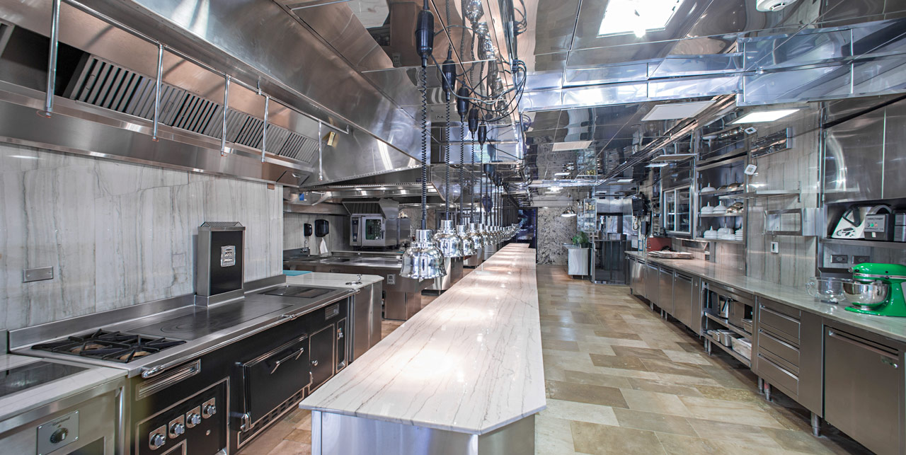 Daniel Bouley Test Kitchen