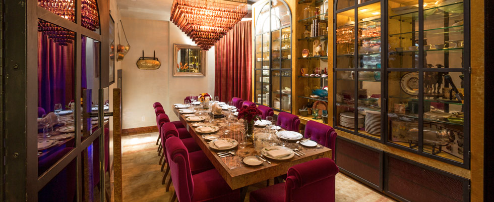 private dining |david bouley | nyc