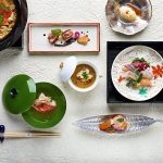 Private Dining at brushstroke - cuisine