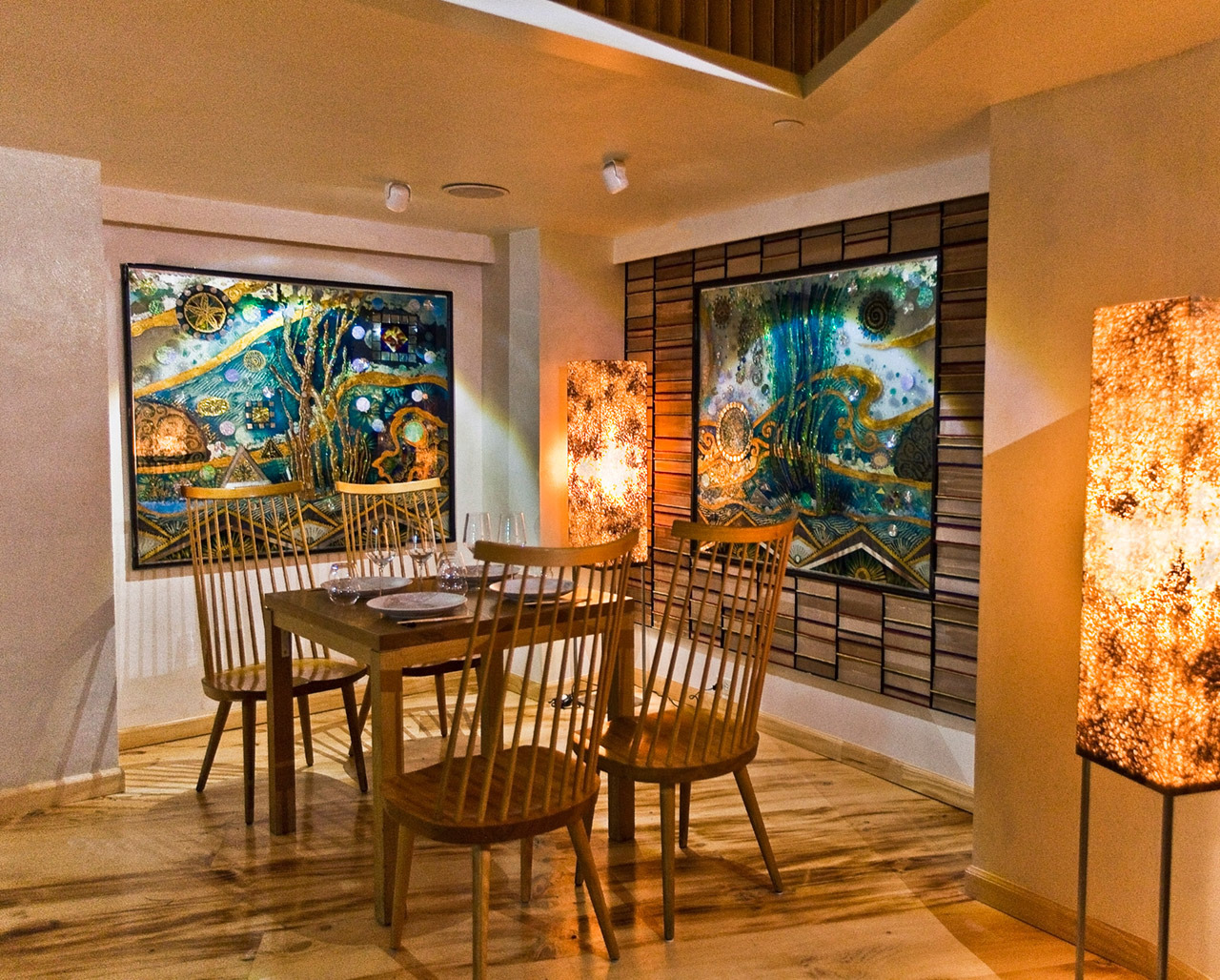 private dining at brushstroke - Private Dining Room