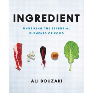 "Ingredient: An Evening with Chef and Biochemist Dr. Ali Bouzari Friday, January 26th, 2017 at 6:30 PM Part of ""The Chef and The Doctor"" at Bouley Botanical $150/guest + tax and gratuity Tickets at BouleyEvents.com"