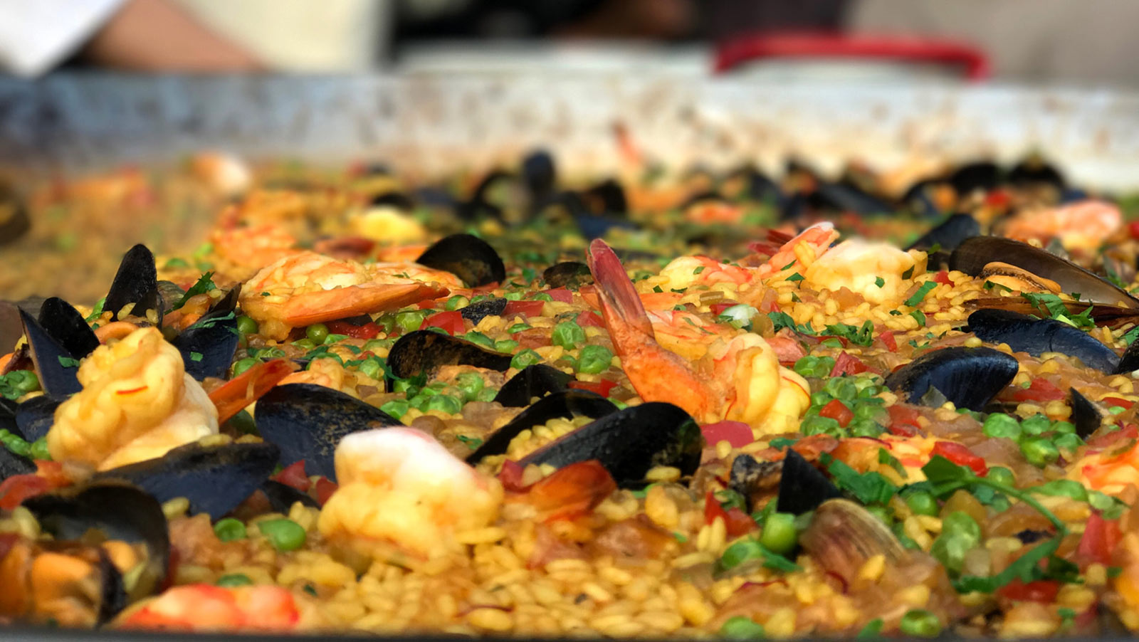 Cooking Class Demo: Sunday Paella Family Style